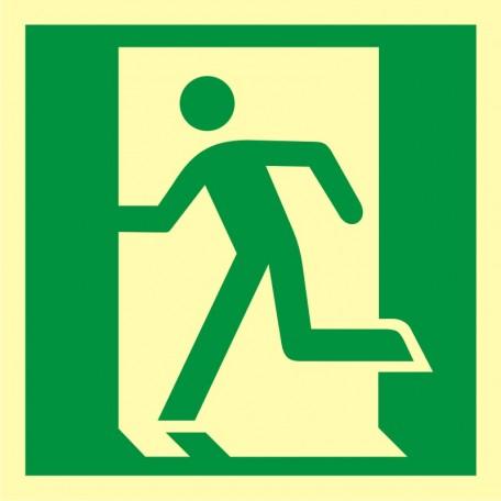 Drzwi ewakuacyjne 2
